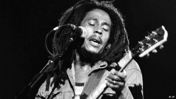 Bob Marley (Copyright: AP)