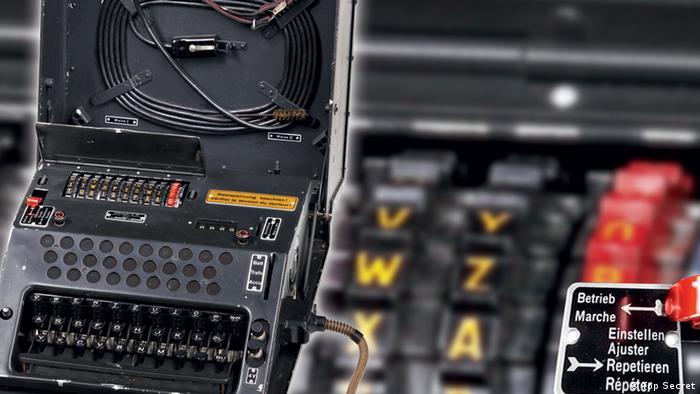 Enigma Nema -модификация шифровального аппарата Энигма. Швейцария
