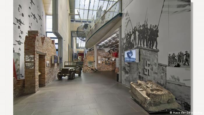 Haus der Geschichte – inside