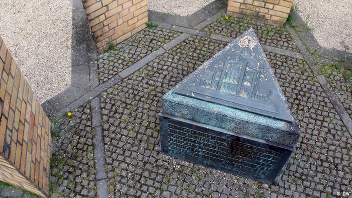 Memorial in Bonn-Beuel