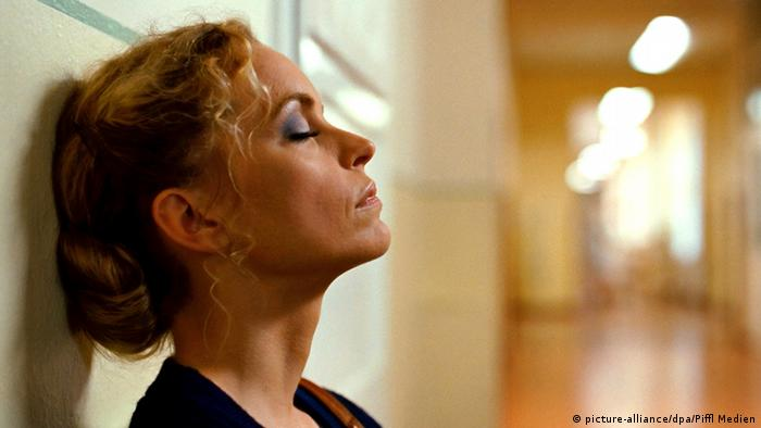 Scene from 'Barbara' with Nina Hoss (Photo: picture-alliance/dpa/Piffl Medien)