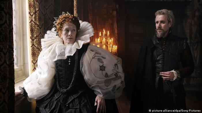 Filmszene Anonymus Rafe Spall als William Shakespeare