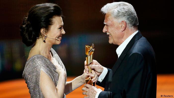 Deutscher Filmpreis 2012 Michael Ballhaus