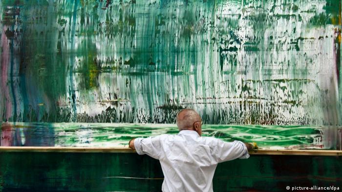 Из серии Абстрактная живопись
