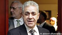 Präsidentschaftswahl in Ägypten Hamdin Sabahi