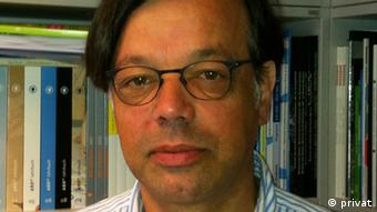 Michael Klehm, beim Deutschen Journalisten-Verband (DJV) für internationale Beziehungen zuständig. Foto: privat. +++Nur für die Berichterstattung über Michael Klehm nutzen.+++ Quelle: Marco Müller, DW