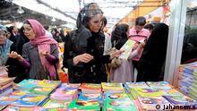 Titel: Buchmesse im Iran Teheran Schlagworte: Buchmesse im Iran/ Teheran Size: Relaunch-Master (quer) Rechteeinräumung: lizenzfrei, .jahannews http://www.jahannews.com/vdcjtievvuqemmz.fsfu.html Zulieferer: Hossein Kermani