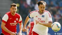 Fussball 1. Bundesliga Hamburger SV gegen FSV Mainz 05