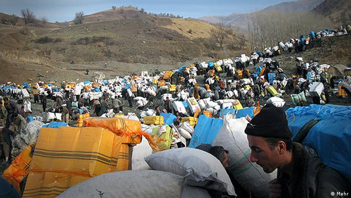 iranischen Arbeiter, Kurdistan (Mehr)