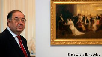 Alisher Usmanov (Photo: ANATOLY MALTSEV/EPA)