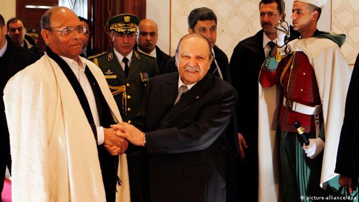 هل تلتحق الجزائر بقطار الربيع العربي الذي انطلق من جارتها تونس؟