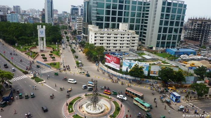 Hartal at Dhaka