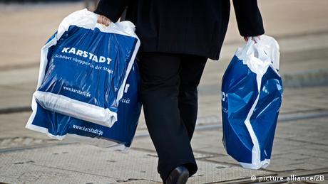 Einkaufstüten (Foto: Arno Burgi)