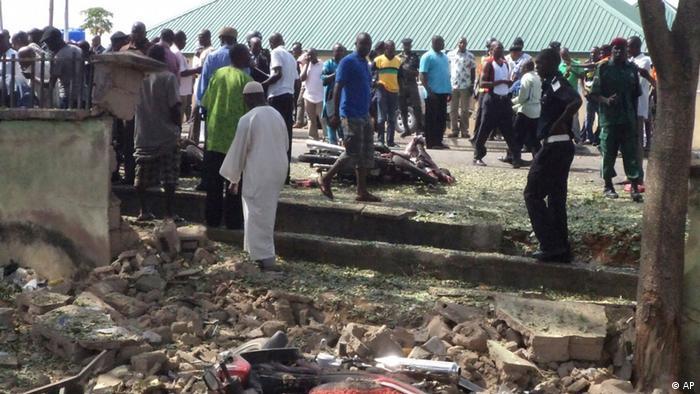 نیجریه در سالهای گذشته همواره شاهد حملات تروریستی بوده است