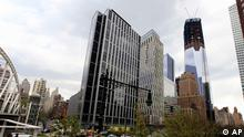 Tower One neues World Trade Center New York