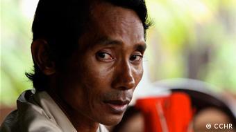 Der kambodschanische Umwelt-Aktivist Chut Wutty (Foto: CCHR)
