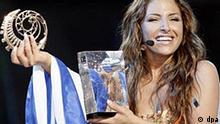 BdT: And the winner is Helena Paparizou, Griechenland, Eurovision Song Contest