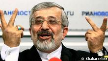 """آقای سلطانیه """"تعلیق غنیسازی و بستن سایت زیرزمینی فردو"""" را خط قرمز ایران برای مذاکرات استانبول ۲ عنوان کرده است."""