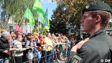 Nazi Demo Bonn 1. Mai 2012