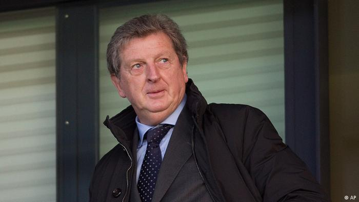 Roy Hodgson (Foto: ddp images/AP Photo/Simon Dawson)