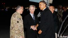 Barack Obama in Afghanistan Mai 2012