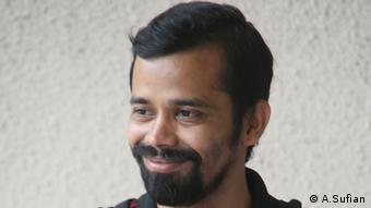 Bangla blogger Abu Sufian