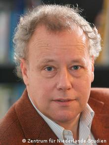 Friso Wielenga, head of the Dutch studies department at the University of Münster