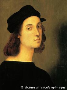 Рафаэль. Автопортрет (ок. 1506)
