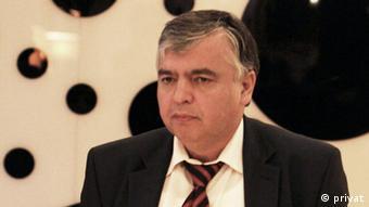 رجب صفراوف مدیر مرکز مطالعه ایران معاصر در مسکو