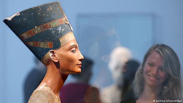 Нефертити в Новом музее