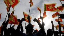 2009 Jahresrückblick Mai Sri Lanka Ende Bürgerkrieg Archivbild