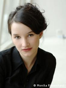 Soprano Anna Prohaska is also part of the Junge Wilde series