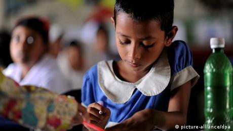 Schule in Bangladesh