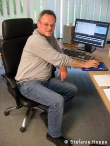 Profesor Jürgen Handke