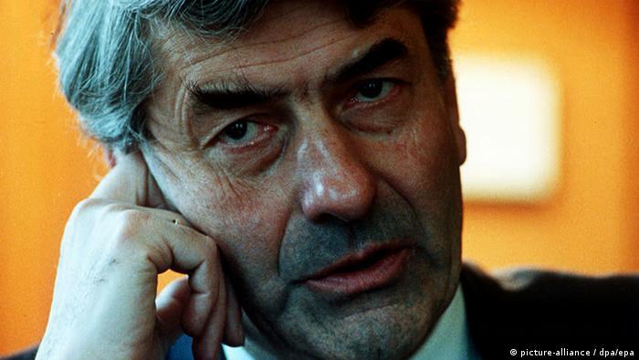 Бывший премьер-министр Нидерландов Рууд Любберс