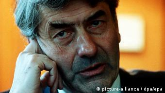 File picture dated 1994 of former Dutch premier Ruud Lubbers who is one of the likely candidates to take over as NATO secretary-general, following the recent resignation of Willy Claes. France, Germany, Great Brittain and the US have already expressed no objections for Lubbers to take on the post. COLORplus