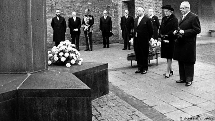 Niederlande Holland Heinemann 1969, copyright picture-alliance/dpa