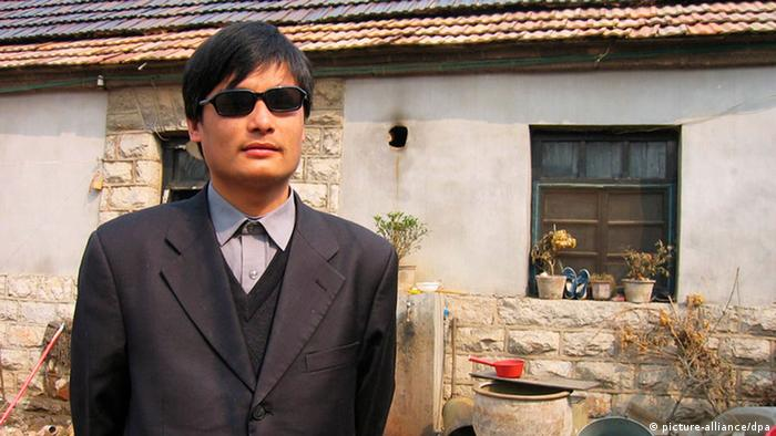 Chen Guangcheng China Oppositioneller