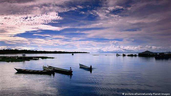 Amazonas Jau Nationalpark Rio Negro (picture-alliance/Lonely Planet Images)