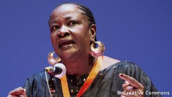 Aminata Traore Mali Autorin Aktivistin