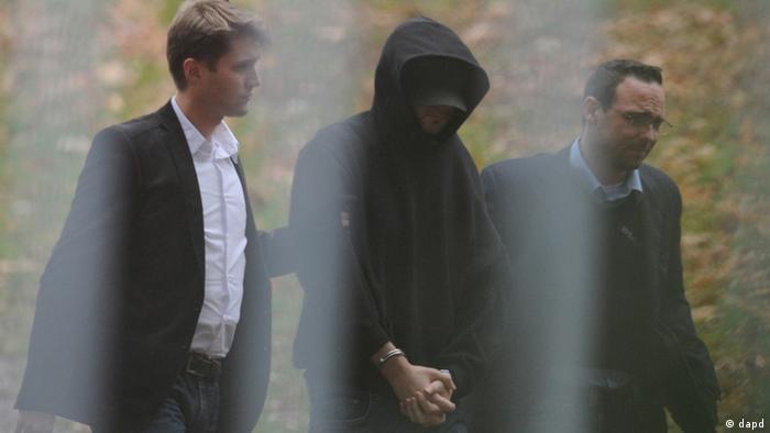 Das mutmassliche Mitglied der islamistischen Duesseldorfer Al-Kaida-Zelle
