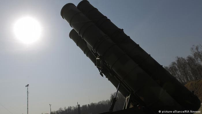 Росія розгорнула в Криму наступний дивізіон зенітно-ракетних комплексів С-400