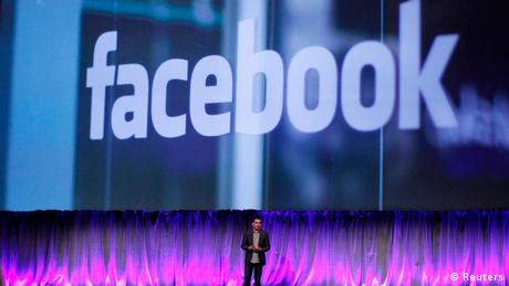 Facebook Börsengang Chris Cox (Reuters)