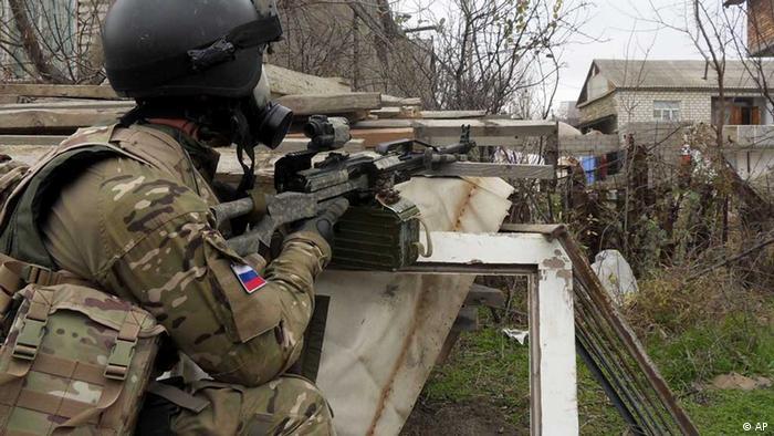 Контртеррористическая операция в Дагестане (фото из архива)