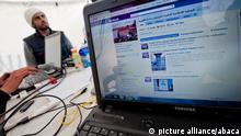Facebook Twitter Aufstand der arabischen Welt