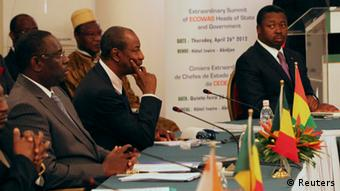 Les dirigeants s'accordent pour unir les forces face au Covid-19 (Archives - Abidjan 26.04.2012)