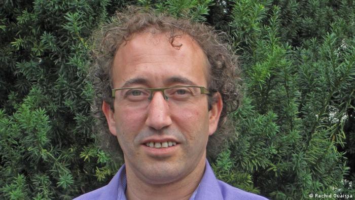 Professor Rachid Ouaissa von der Uni Marburg. Rechteinhaber ist Herr Ouaissa selbst.