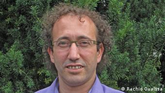 Portraitbild Rachid Ouaissa (Foto: privat)