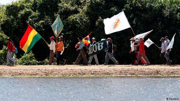 En cuestionamiento, la visión de proyecto de desarrollo boliviano.