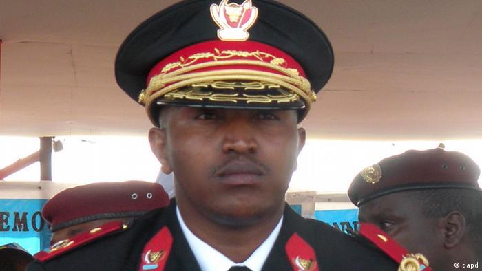 DRK-Rebellenführer Bosco Ntaganda (Foto:dapd)